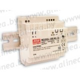 Mean Well DR-45-24 Источник питания на Din-рейку 220VAC/24VDC 45W