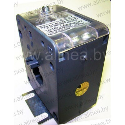 Трансформаторы тока низкого напряжения ТШП-Н-0,66-0,2s-500/5-УЗ
