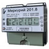 Меркурий 201.8 - Счетчик электроэнергии электронный 1-фазный многофункц.