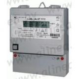 Электросчетчик СЭБ-2А.07 - Счетчик электроэнергии электронный 1-фазный 5 (50)А