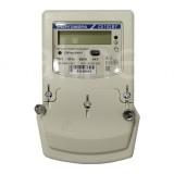 Электросчетчик СЕ102 S6, однофазный 5(60)А / 10(100)А, 230В, тип корпуса S6
