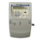 Электросчетчик СЕ102 S7, однофазный 5(60)А / 10(100)А, 230В, с PLC или RADIO - модемом