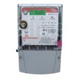 Электросчетчик NP73E.3-14-1 FSK, трехфазный, трансформ. включения, 5(6)А, 400В, PLC FSK для замены NP06-3ф с ИТТ