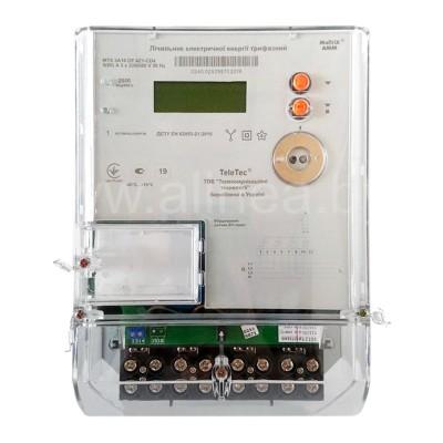 Электросчетчик MTX3 G20.DD.3M1-YDO4, трехфазный 5(10)А, 400В, трансформаторного включения, PLC2