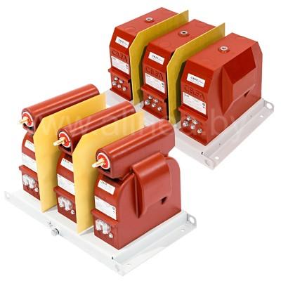 """Трансформаторы напряжения измерительные 3хЗНОЛ(П)-СВЭЛ-6(10). """"СВЭЛ"""". Группа из трех ИТН - 6кВ или 10кВ."""