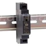 Mean Well HDR-15W - 5/12/15/24/48 В. Вход: 85~264 VAC, 120~370 VDC. Блок питания на DIN-рейку.
