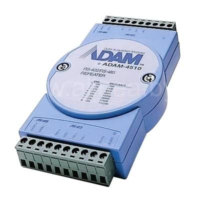 ADAM-4510/4510I. Повторитель интерфейсов RS-422/RS-485.