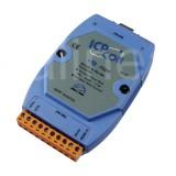 ICP DAS I-7520/A/R/AR. Преобразователь (конвертер) интерфейсов RS-232 в RS-422/RS485 с гальванической изоляцией