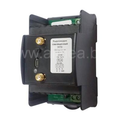 PLC/RADIO - модем совмещенный 3172/3473 Энергомера (Nero)
