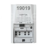 Электросчетчик «МИРТЕК-1-BY-SP2» SPLIT однофазный 230В, 5(60)А, 5(80)А, 5(100) RF, PLC