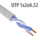 Кабель UTP (U/UTP) 1х2х0,52 Cat5e (без экрана), 1м (метраж)